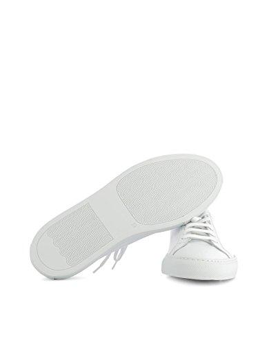 Fælles Projekter Kvinder 37010506 Hvide Læder Sneakers CZhwBLyMOH