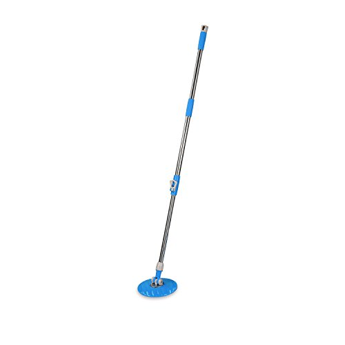 HAPINNEX Floor Mop Handle Replacement- Suitable for 360° Spin Cleaning Mops - Mop Seen Hurricane Tv On As