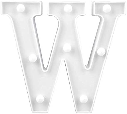 22 cm A-Z LED Deko Buchstaben mit warmen Licht Lampe beleuchtet Hinstellen Hochzeit Schriftzug Wort Love Home Batterie Lechtdeko Alphabet Ja Liebe Romantisch Wohnzimmer Bar Leuchtbuchstaben T