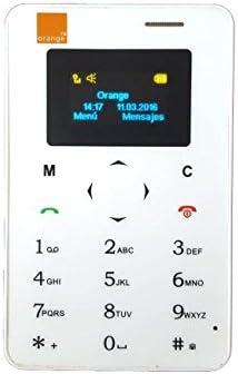 Orange Card Phone: Amazon.es: Electrónica