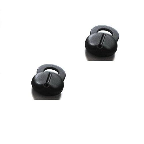 Soft Earbuds Eargels Tips For New Jawbone Era Black Streak Bluetooth Headset