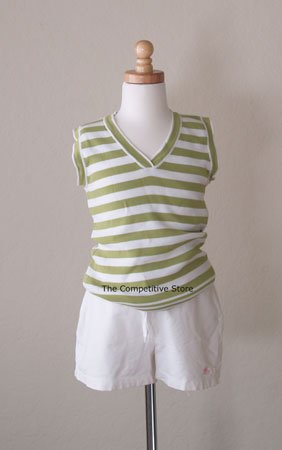 Kids 7-8 Years Child Jersey Mannequin Dress Form - Boy or Girl - White with Natural Tripod Base by EZ-Mannequins (Image #6)