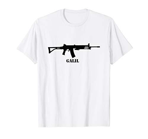 - Galil Shirt, Israeli ARM SAR 5.56x45 Assault Rifle
