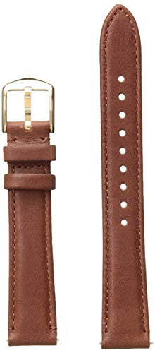 Fossil Women's S161062 Analog Display Brown Watch