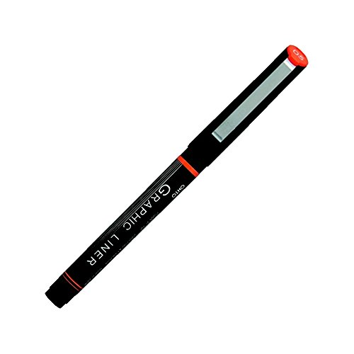 Ohto Graphic Liner Needle Point Drawing Pen  Cfr 150Gl05