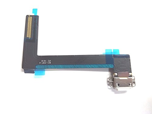 ThePerfectPart OEM Charging Port Flex Cable Prime Charge Port Dock Connector USB iPad 6 2 White