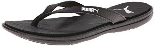 PUMA Womens Belo Sandal Black Ol2Nm