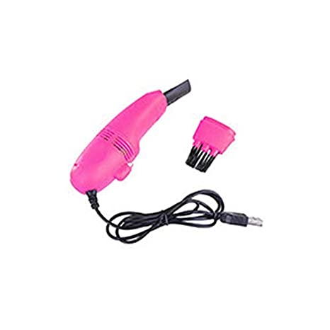 Portátil Mini USB Aspirador de Teclado Al Aspirador Colector de Polvo LAPTOP Magia Teclado Limpiador Para Limpieza Teclado de Computadora: Amazon.es: ...