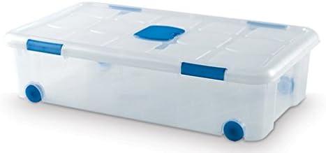 Plastic Forte - Caja de ordenación n 11 30 litros: Amazon.es: Hogar