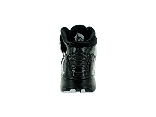 Nike Jordan BCT Mid 3 BG-Scarpe da ginnastica per ragazzi, colore: nero, Bianco, 684830-010