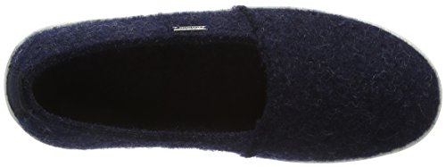 Living Kitzbühel Slip-on Uni - Zapatilla de estar por casa Mujer Azul - Blau (nachtblau 590)