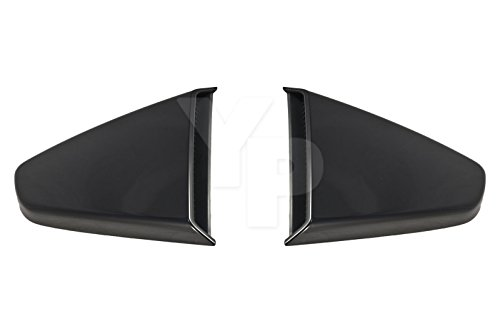 2015-2019 Mustang Coupe Quarter Window Scoops ROUSH 421881