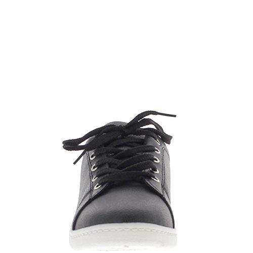 Sneakers donna città nera