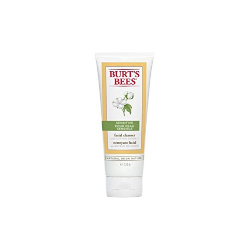 Burt's Bees Sensitive Facial Cleanser 170G (Pack of 6) - バーツビー敏感な洗顔料の170グラム x6 [並行輸入品]   B0713SNRFF
