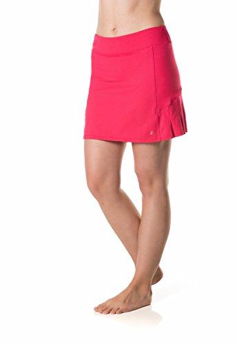 Skirt Sports Jaguar Skirt, Cosmo Pink, Large ()