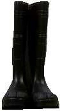 ONGUARD 87401 PVC Men's Buffalo Plain Toe Knee Boots with Lug Outsole, 16'' Height, Black, Size 11 by ONGUARD Industries