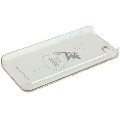 SCSY-phone case DIY rebordeó el diamante del patrón Encrusted la caja cristalina para el iPhone 5 y 5s y SE ( SKU : S-IP5G-2182RG ) S-IP5G-2182Z