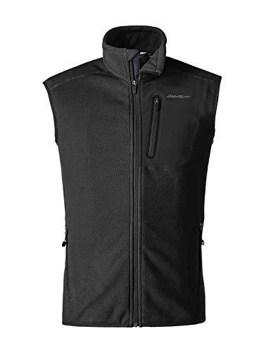 (Eddie Bauer Men's Cloud Layer Pro Vest, Black Tall)