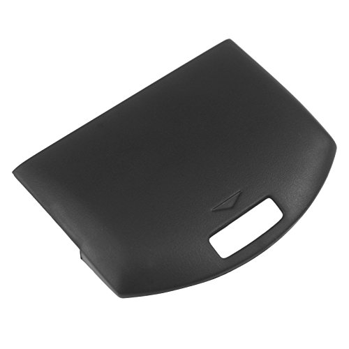 Vivi Audio® Battery Cover Door Lid for Sony PSP 1000 Console Black