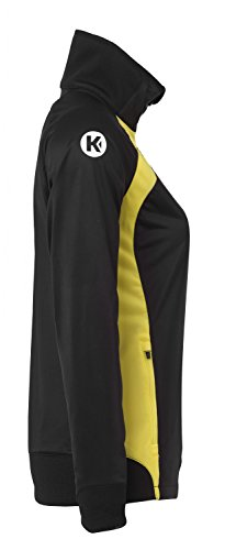 Kempa Mujer Bekleidung Teamsport Peak Multi Chaqueta amarillo ,negro