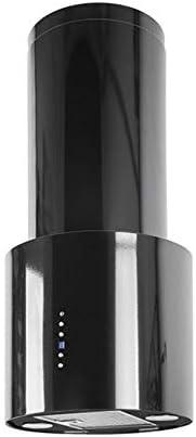 Campana extractora F.BAYER LINA IS40S 40 cm negro extractor 850 m3/h eficiencia energética A LED: Amazon.es: Grandes electrodomésticos