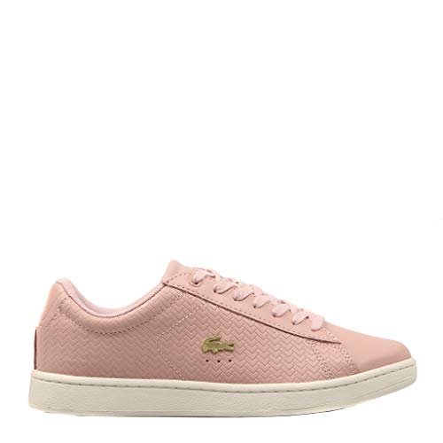 3 Lacoste Wht Evo Donna Sfa off nat Ts2 119 Carnaby Rosa Sneaker aqxtvH7qrw