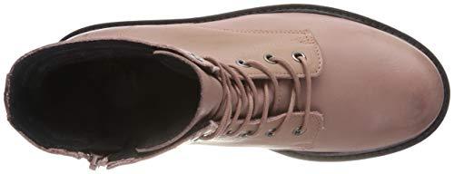 Donne Sole Antico Di Rosa 72 Boots Eden Mela Biker rosa Delle nCp5q5Yz