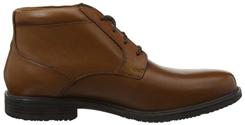 Rockport Chukka Brown Detail Uomo II Stivali Marrone Essential rwnrIqCRS