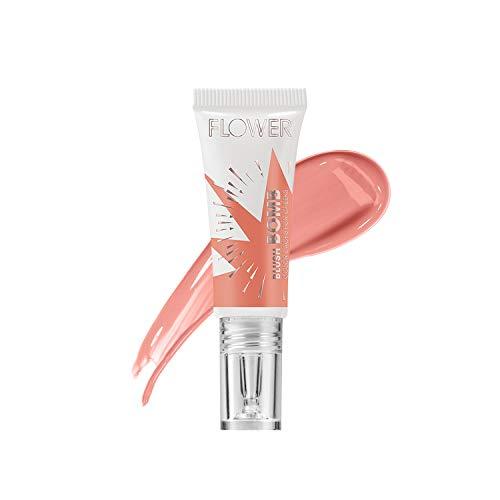 FLOWER BEAUTY Blush Bomb Color Drops for Cheeks   Liquid Gel Cream Blusher Makeup   Multiple Beauty Awards   Lightweight…