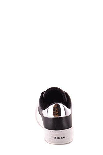 Cuero Mujer Zapatillas Negro Pinko Ezbc056078 5xFqYwXIt