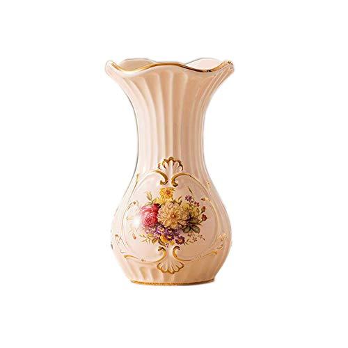 D-22.59.58.5cm TIDLT Vase en Céramique , Décoration Décoration Décoration De La Chambre D'hôtel Salon TV Cabinet Décoration (Taille   D-22.5  9.5  8.5cm)