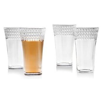 Amici Milk Glasses