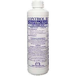 Control III® Disinfectant / Germicide, 1 pint