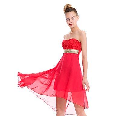 Rosa XL Rojo de S Dancewear Unitardos Noche Gasa Cinta Ropa Ropa Azul Paramujer de Noche Cinturón PINK Poliéster Blanco Negro IwwtR7BqT