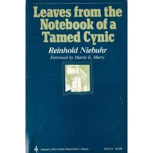 Leaves from the Notebooks of a Tamed Cynic (Harper's ministers paperback library ; RD 311)