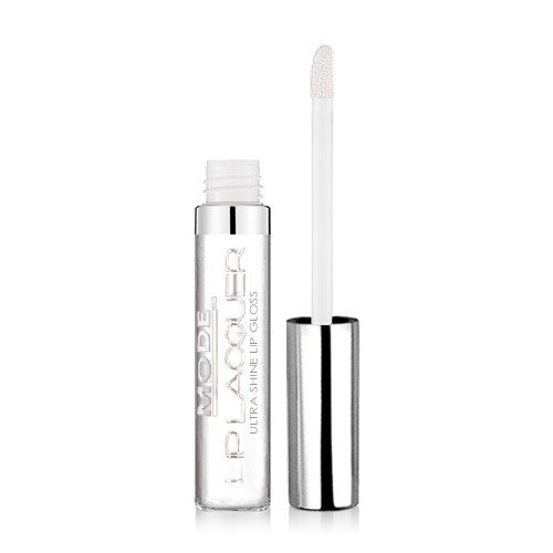 Mint Moisturizing Lip Gloss (MODE Lip Lacquer UNDERCOVER (Glossy Wet Crystal Clear) Ultra Shine Lip Gloss, Long Lasting, Hydrating, Natural Moisturizing Sweet Almond + Refreshing Peppermint Essential Oil/Cruelty Free/MADE IN NY)