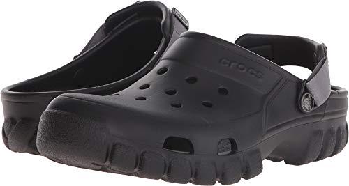Crocs Offroad Sport Clog, Black/Graphite, 13 US Women / 11 US Men from Crocs