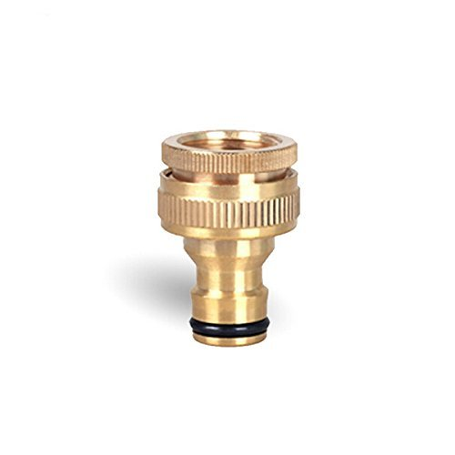 Malida 1 2 Or 3 4 Inch Brass Garden Faucet Water Hose Tap Connector Fitting Buy Online In Uae