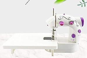 YAMEIJIA Máquina de Coser Creativa Máquina de Coser en Miniatura para niños Cosa The Girl Ideal Birthday Gift: Amazon.es: Hogar