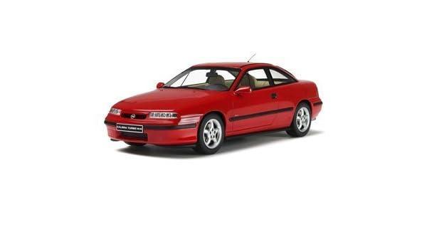 Opel Calibra Turbo 4 x 4, rojo, 1996, Modelo De Coche, Confeccionado, Ottomobile 1:18: Amazon.es: Juguetes y juegos