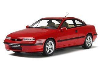 Opel Calibra Turbo 4 x 4, rojo, 1996, Modelo De Coche, Confeccionado
