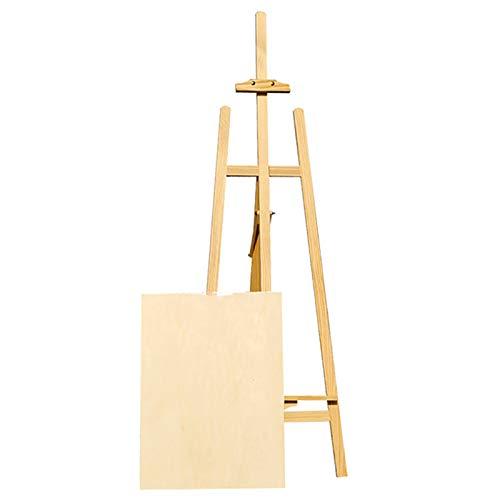 Yxsd ドローイングボードイーゼルペイントスケッチ大人のブラケットソリッドウッドイーゼル子供の芸術絵画   B07T28B896