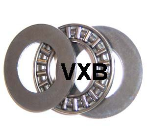 Thrust Needle Roller Bearing 17x30x4 Thrust Bearings VXB Brand