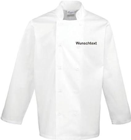 Shirtstown Cocinero, Panadero Chaqueta, Opcional Individualmente ...