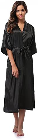 Cheap silk robes in bulk _image1