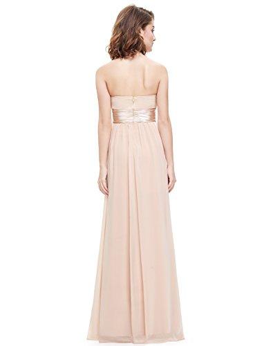 de de Vestidos Maxi Hombro los de Dama Fuera Vestidos Honor Pretty 09955 Vestidos Ever Vestidos Nude Formales de Rosa 6q5wFEBnx