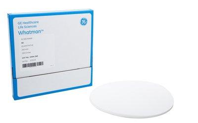 Whatman Quantitative Filter Papers GE Healthcare Grade 44 Ashless Filter Paper Ashless Grades Pack of 100 125 mm Circle ash 0.007/% Grade 44 1444-125 Thin