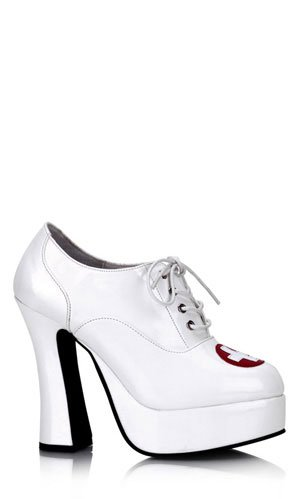 (Demonia Women's Dolly 93 White Fashion Pumps 6 M)