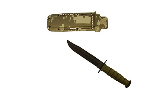 Make Your Own Gold Bars Fixed Blade Neck 6