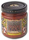 Desert Pepper, Roasted Tomato Chipotle Corn Salsa-Medium, 16 Ounce Jar